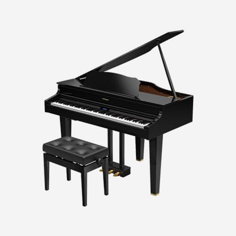Roland Digital Grand Piano GP607-PEL