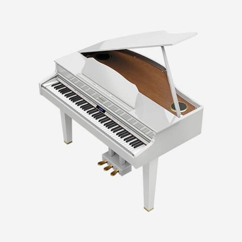 Roland Digital Grand Piano GP607-PWL