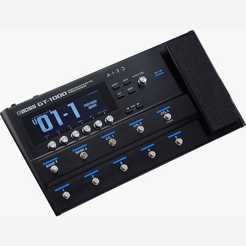 Roland Guitar Effects Processor GT-1000