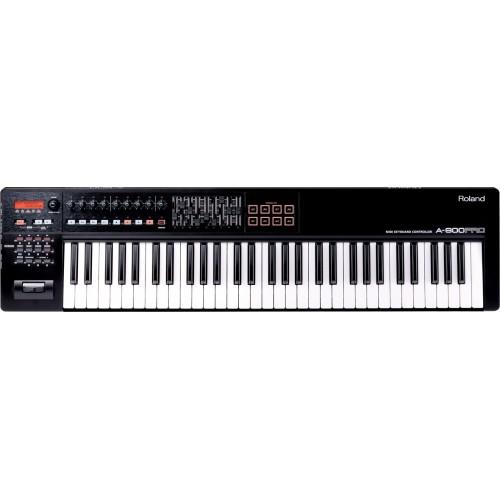 Roland A-800PRO-R MIDI Keyboard Controll...