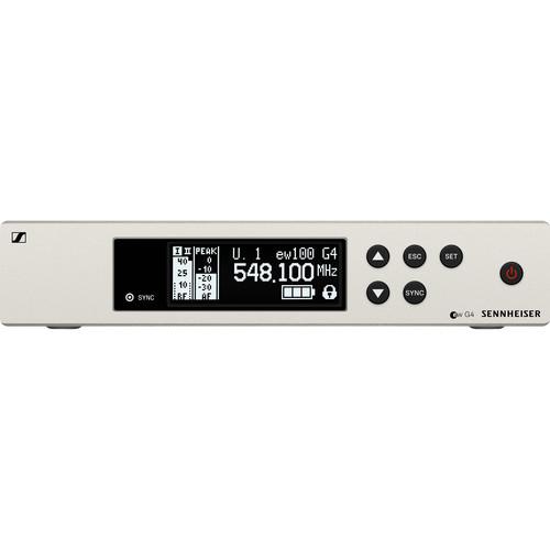 Sennheiser EW 100 G4 835S Dynamic Cardio...