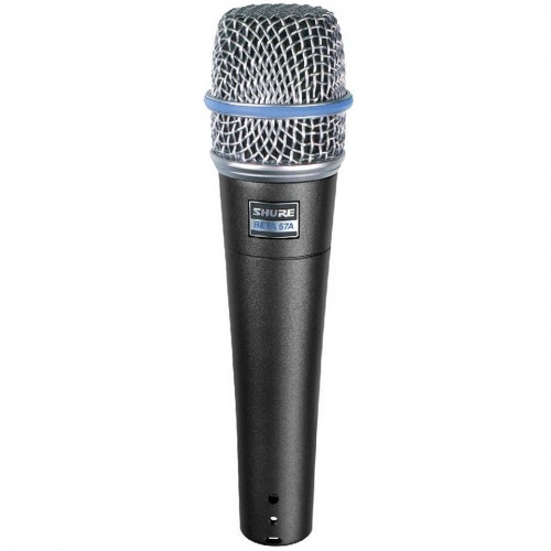 Shure BETA 57A Supercardioid Dynamic, fo...