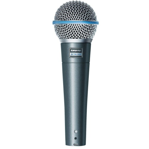 Shure BETA 58A Supercardioid Dynamic, fo...