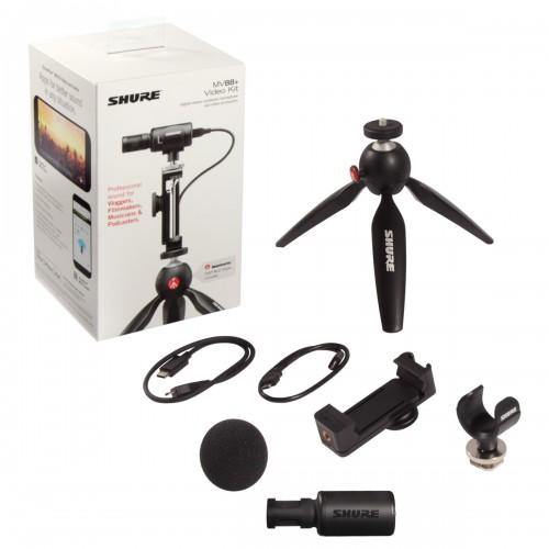MV88+ VIDEO KIT MV88+ W/ Video Kit
