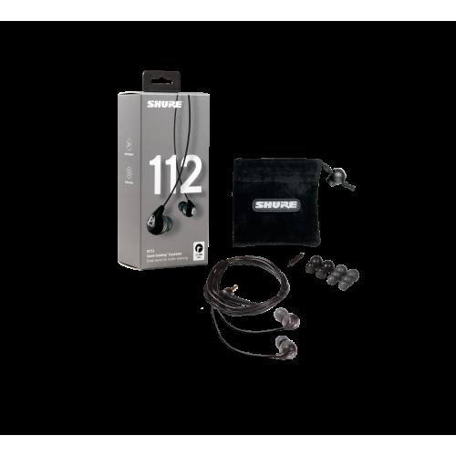 SE112M+-GR-E Earphone W/Remote Plus Micr...