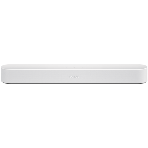 Sonos BEAM1UK1 compact soundbar,White