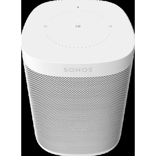 Sonos ONESLUK1 wireless speaker,White