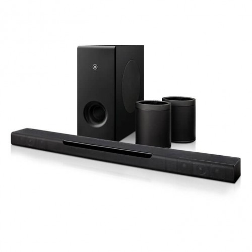 Yamaha 3D surround sound with DTS Virtua...