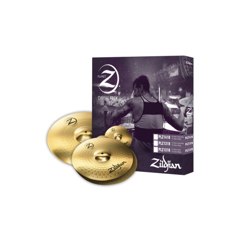 Zildjian Planet Z3 PLZ1418 Cymbal Set - ...
